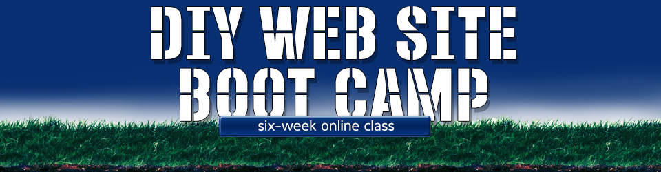 Flair DIY Web Site Boot Camp