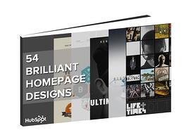 54 Brilliant Homepage Designs Image